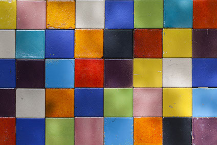 Traditional Solid Color Tile Handmade Tile Place of Clay
